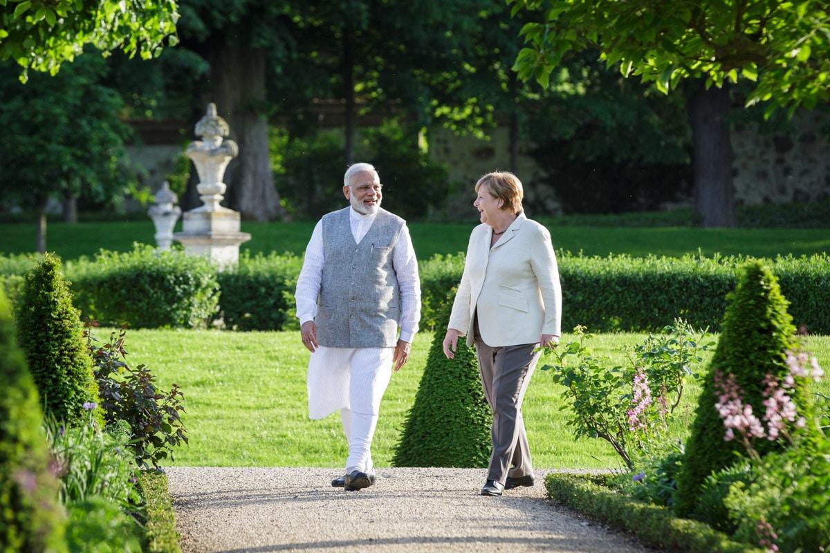 Der regelmäßige Austausch gibt den deutsch-indischen Beziehungen starke Impulse. Am Dienstag kommen die Kabinette beider Länder zu den Deutsch-Indischen Regierungskonsultationen zusammen. Foto: Bundesregierung/Steins