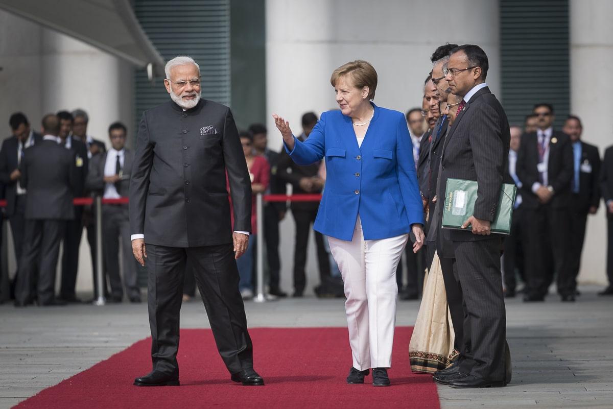 Berlin, 30.05.17: Alle zwei Jahre finden diese bilateralen Treffen statt. Die letzte Begegnung war im Oktober 2015 in Neu-Delhi. Foto: Bundesregierung/Kugler