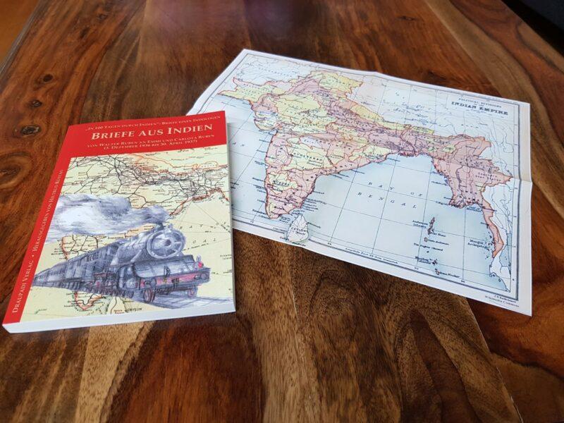 """Briefe aus Indien """"In hundert Tagen durch Indien"""""""