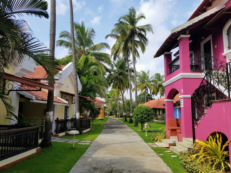 Devaaya Ayurvedic Retreat auf der Divar Insel