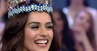 Full Crowning Moment of Miss World 2017 Manushi Chhillar from India