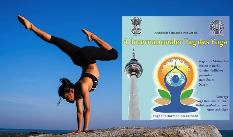 Internationaler Tag des Yoga