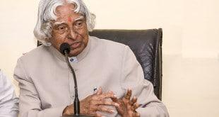 Dr. A.P.J. Abdul Kalam, Foto: Bhaskar De
