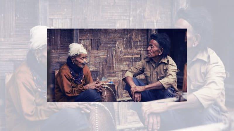"""Kurzfilm """"Aaba"""" (Großvater) von Amar Kaushik"""