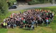 Alle Mitradler Ruhrpott 2014