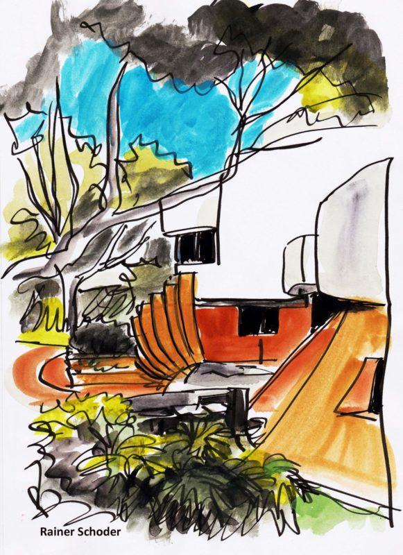 Auroville Villa, Rainer Schoder