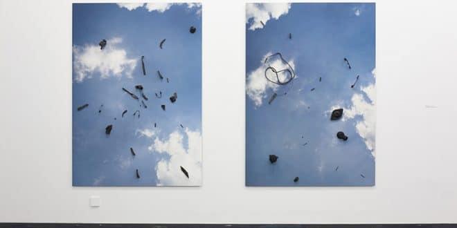 Werk der indischen Künstlerin Shilpa Gupta
