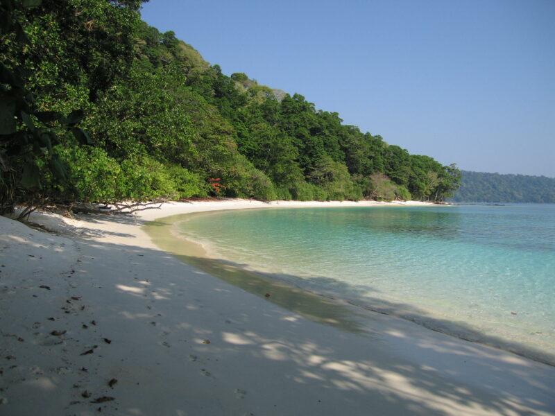 Barefoot Bucht Beach No 7