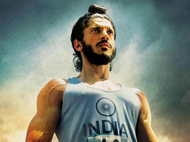 """Kino aus Indien: Aus dem Film """"Lauf, Milkha, lauf!"""". © Foto: Romp Pictures/Viacom18"""