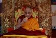 Der Dalai Lama bei einem Besuch in Ladakh. © Foto: Skarma Rinchen