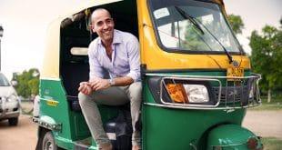 David Rocco unterwegs in Indien auf kulinarischer Mission