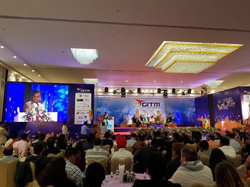 Goa International Travel Mart (GITM) 2019 Eröffnungsveranstaltung