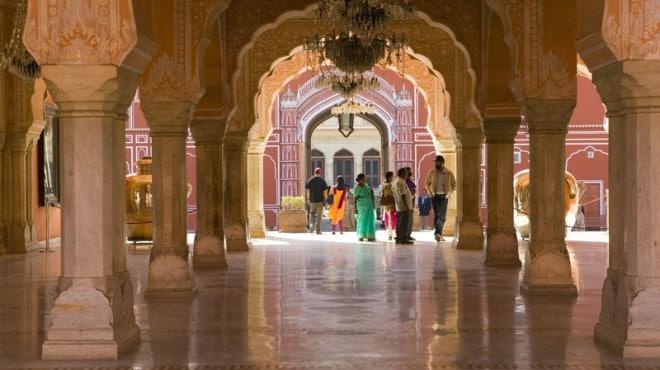 Märchenhaftes Jaipur - ein wahrhaft göttlicher Ort. © Foto: Gebeco