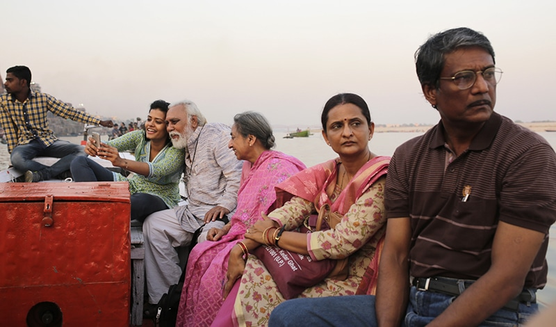 "Kino-Highlights aus Indien: Szene aus ""Hotel Salvation"""