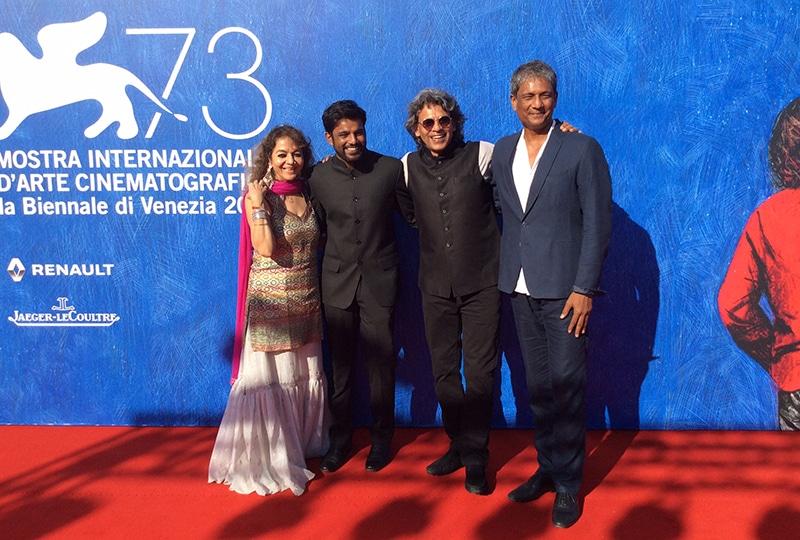 """Beim Filmfestival in Venedig wurde """"Hotel Salvation"""" gefeiert."""