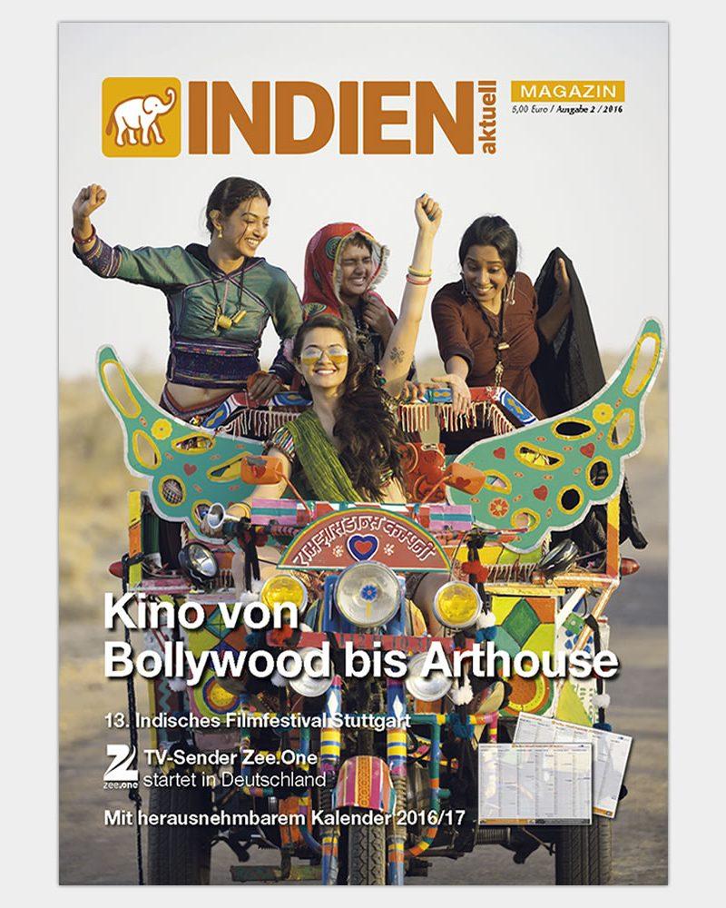 INDIEN aktuell Magazin Ausgabe 02/2016