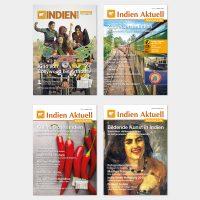 INDIEN aktuell Magazin Abo