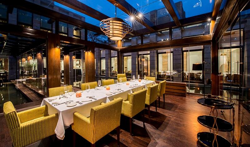 Restaurant Indian Accent, Neu-Delhi