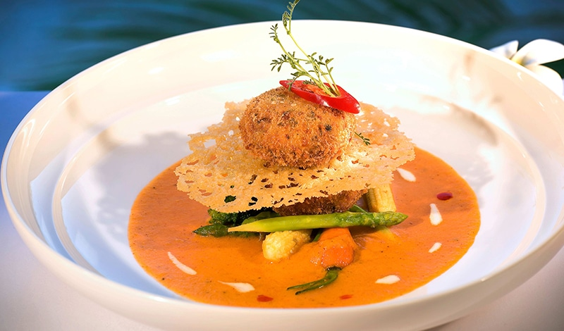 Gourmetküche Indian Accent
