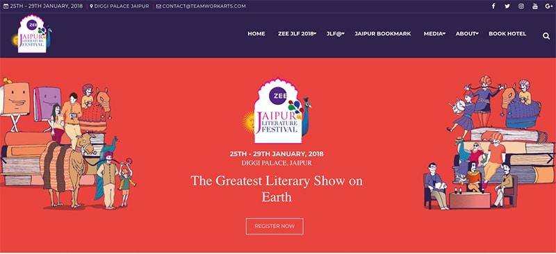 Jaipur Literaturfestival