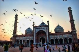 Jama Masjid, Delhi, Foto: Ashcoounter