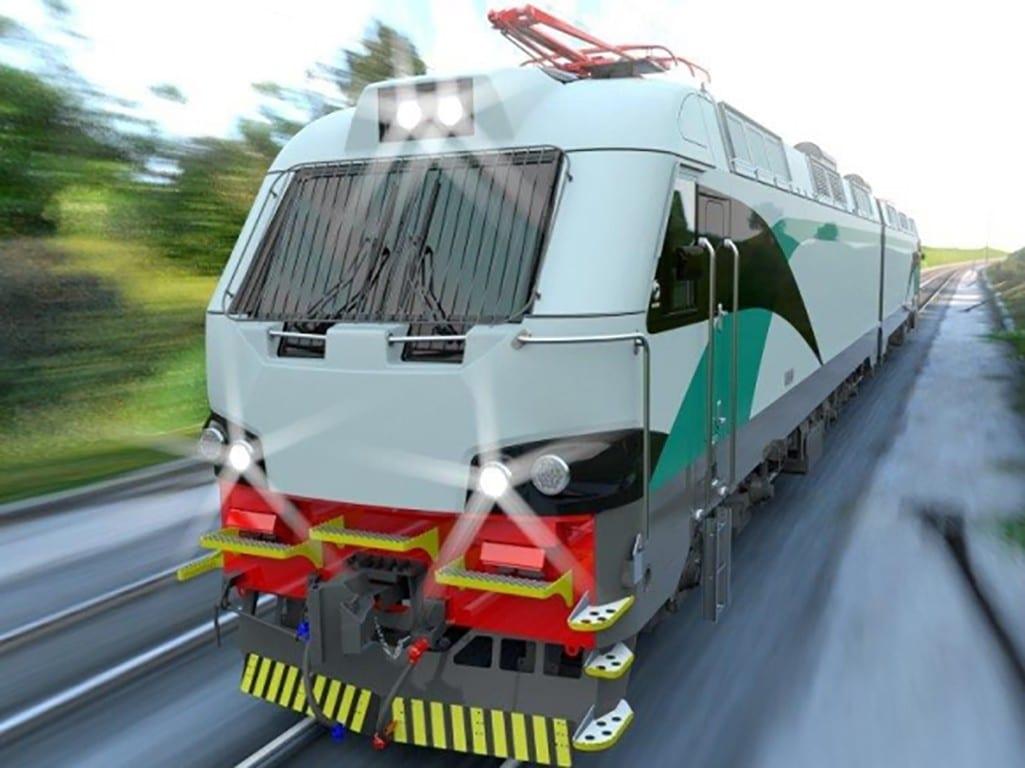 Knorr-Bremse liefert die Bremssysteme, damit sich die WAG12-Doppellokomotiven jederzeit sicher bremsen lassen.   © Alstom