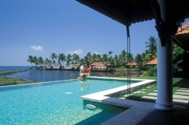 Foto: Kumarakom Lake Resort