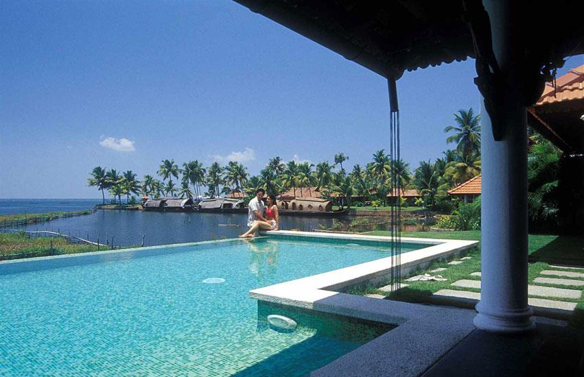 Foto: Kumarakom Lake Resort