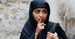 Film Lipstick under my Burkha