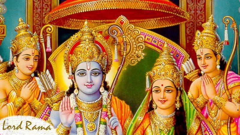 Das indische Frühlingsfest Ram Navami