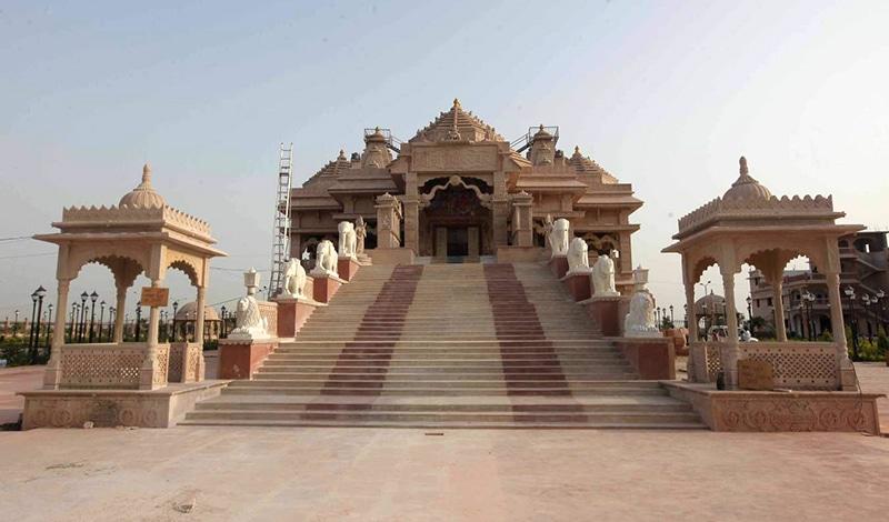 Maa Umiya Dham Tempel in Nagpur