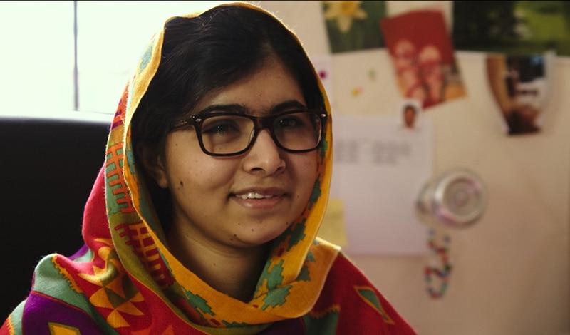 Malala zu Hause in Birmingham. © 2015 Twentieth Century Fox