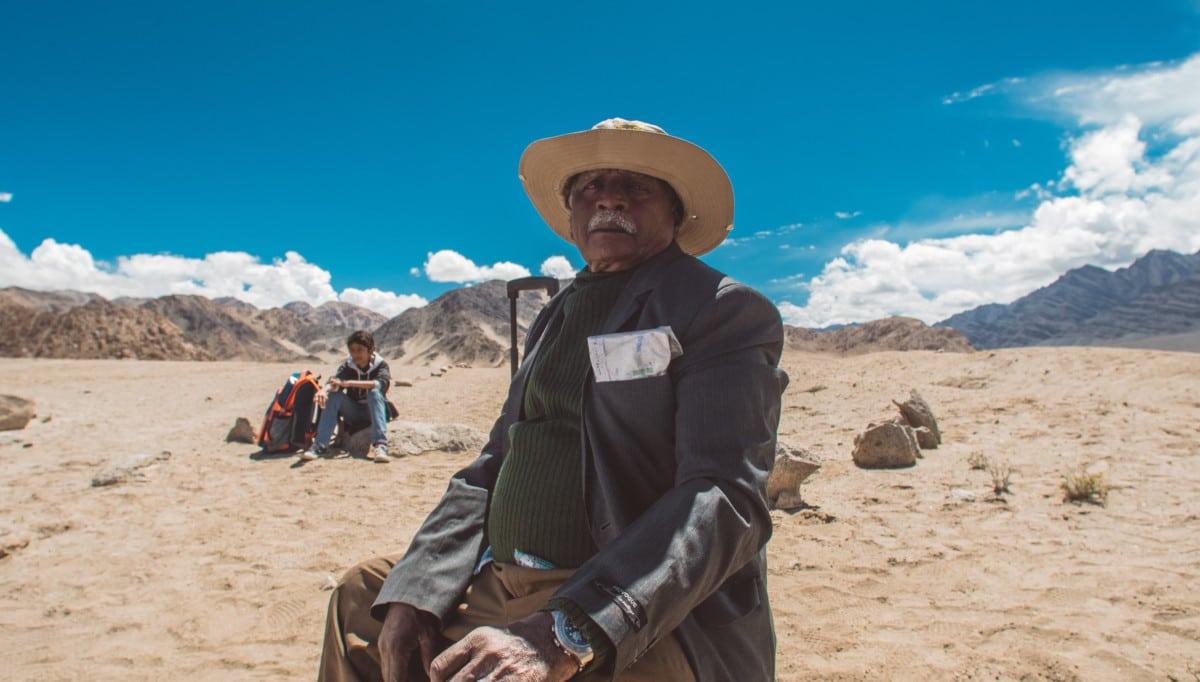 Roadmovie 'Namdev Bhau – In Search of Silence'