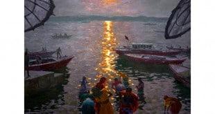 Patrick Cullen, Varanasi