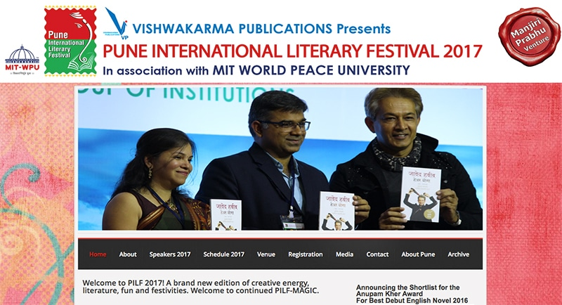 une International Literature Festival