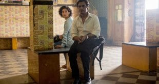 Rafi (Nawazuddin Siddiqui) und Miloni (Sanya Malhotra) - Joe D'Souza Amazon - Copyright Courtesy of Amazon Studios