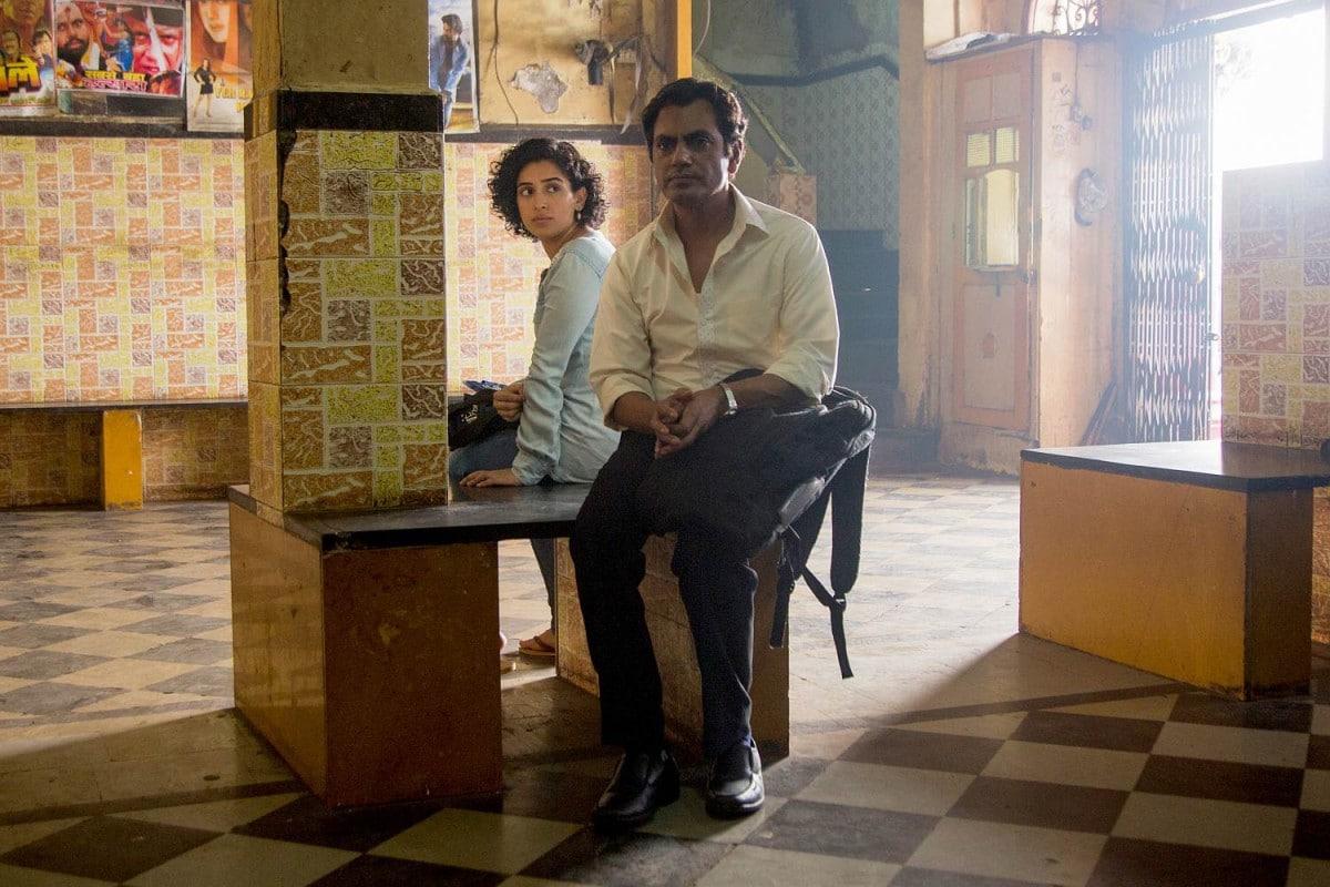 Rafi (Nawazuddin Siddiqui) und Miloni (Sanya Malhotra) - Joe D'Souza Amazon - Copyright Courtesy of Amazon Studios
