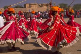 Desert Festival in Jaisalmer. Foto: reisefieber