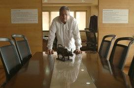 Der indische Investor und Börsenhändler Rakesh Jhunjhunwala. © Foto: BBC World News