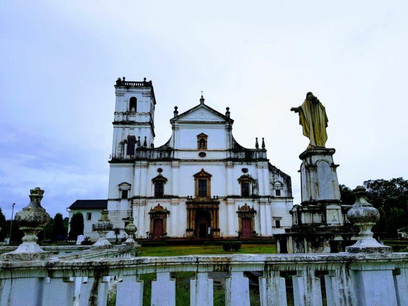 Sé de Santa Catarina in Velha Goa