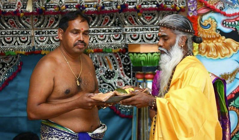 Deutschlands größter Hindu-Tempel