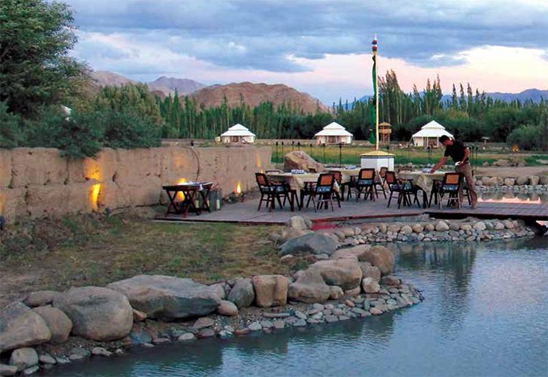 Ein Campingplatz der gehobenen Klasse. © Foto: The Ultimate Travel Camp
