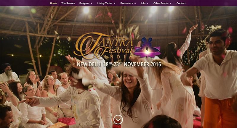 Osho Tantra Festival (Bildschirmfoto)