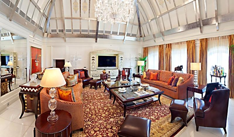 Die Tata-Suite im Taj Mahal Palace Hotel. © Foto: Taj Hotels