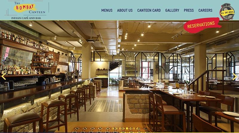 The Bombay Canteen in Mumbai