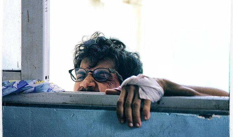 "Kinohighlights aus Indien - Szene aus ""Trapped"""
