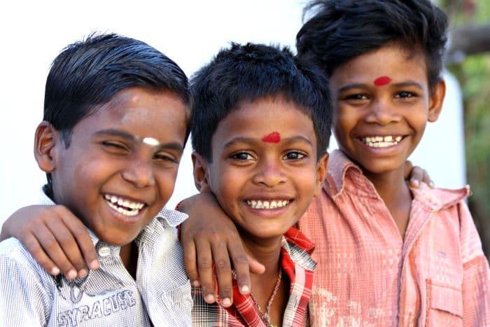 Indische Kinder, Fotolia.com © V.R. Morralinath