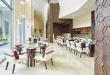 Restaurant Indus Express im Vivanta Dwarka in Neu-Delhi.