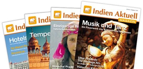 Indien Aktuell Magazin