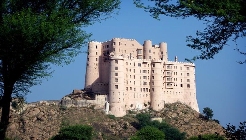 Alila Fort Bishangarh Rajasthan